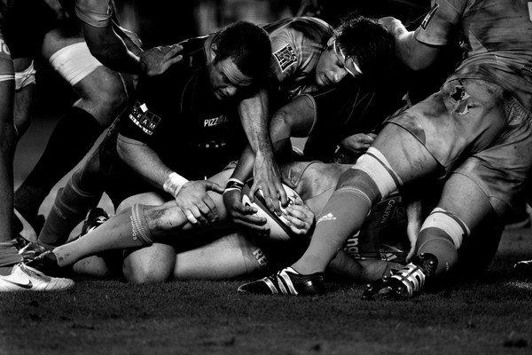 """image de couverture de Exposition """"Michel Birot - Rugby"""""""