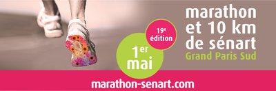 image de couverture de Marathon de Sénart-Grand Paris Sud 2018 : Le 10km