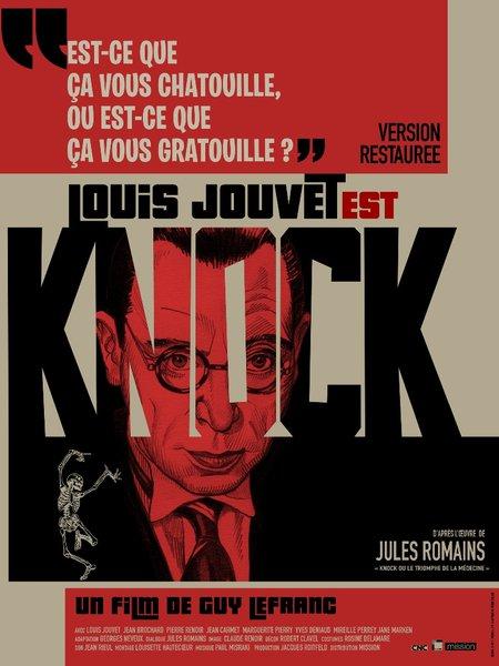 image de couverture de Knock
