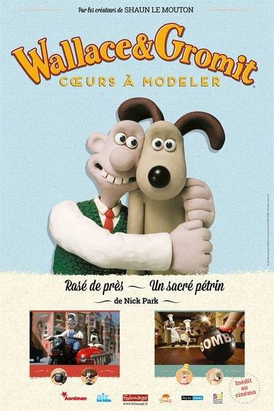 image de couverture de Wallace & Gromit : Cœurs à modeler