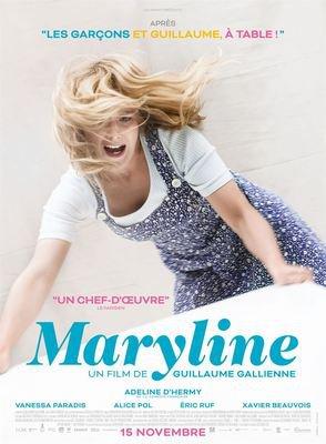 image de couverture de Maryline