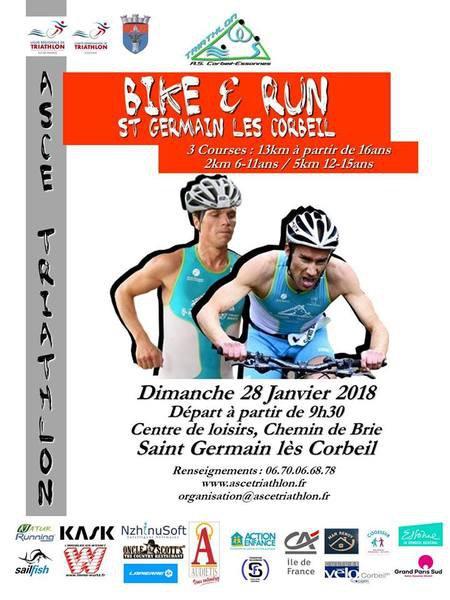 image de couverture de Bike & Run à Saint Germain-lès-Corbeil