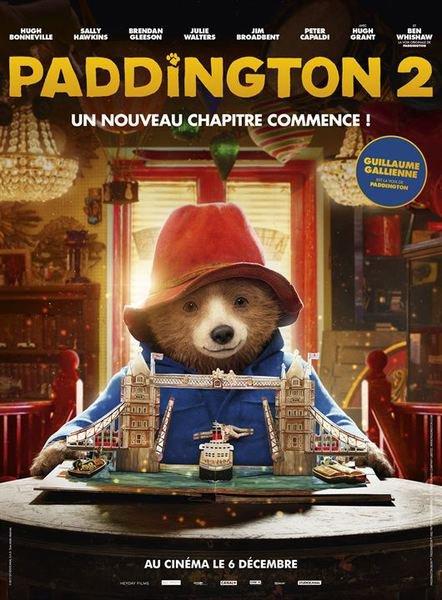 image de couverture de Paddington 2