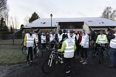 Téléthon 2017 - défi Run&Bike