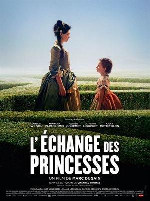image de couverture de L'échange des princesses