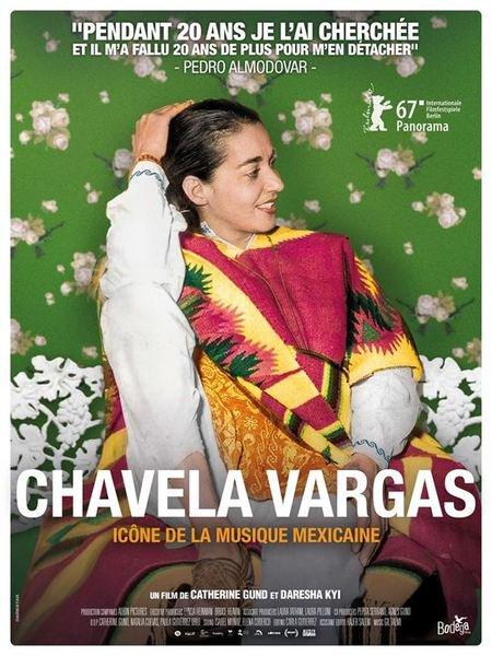 image de couverture de Chavela Vargas