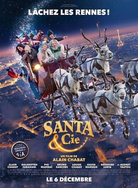 image de couverture de Santa & Cie