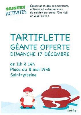 image de couverture de Tartiflette géante à Saintry-sur-Seine