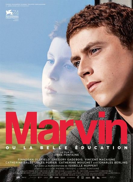 image de couverture de Marvin ou la belle éducation