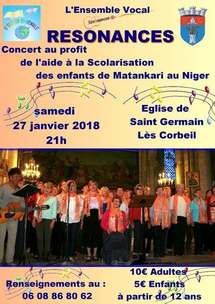 image de couverture de Concert : Résonances à l'église de Saint-Germain-lès-Corbeil