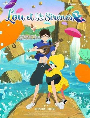 image de couverture de Lou et l'île aux sirènes
