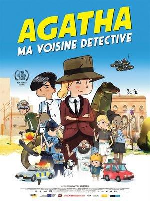 image de couverture de Agatha ma voisine détective