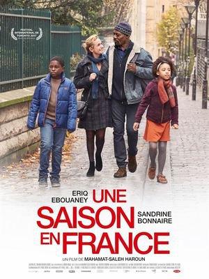 image de couverture de Une saison en France