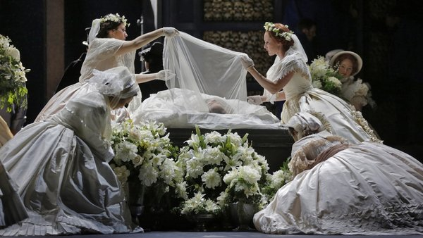 image de couverture de L'Opéra national de Paris aux Cinoches : retransmission en direct de Roméo et Juliette de Gounod - Opéra