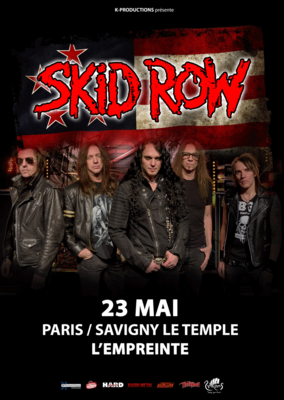 image de couverture de SKID ROW