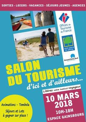 image de couverture de Salon du Tourisme