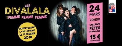 image de couverture de Les Divalala
