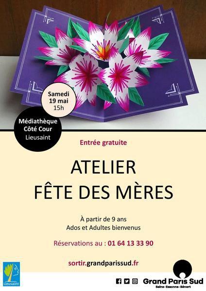 image de couverture de Atelier Pop-up