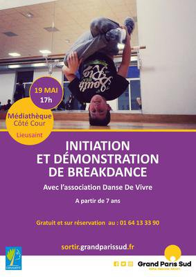 image de couverture de Initiation Break dance