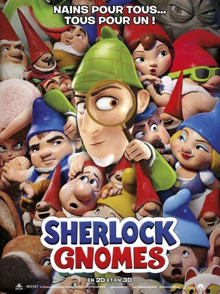 image de couverture de Sherlock Gnomes
