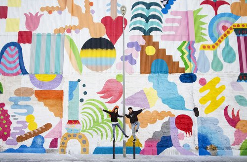 image de couverture de Inauguration de l'oeuvre de Zosen et Mina Hamada