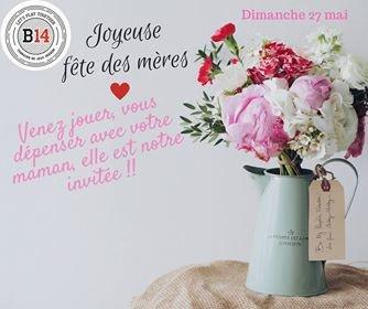 image de couverture de La fête des mères au B14 !