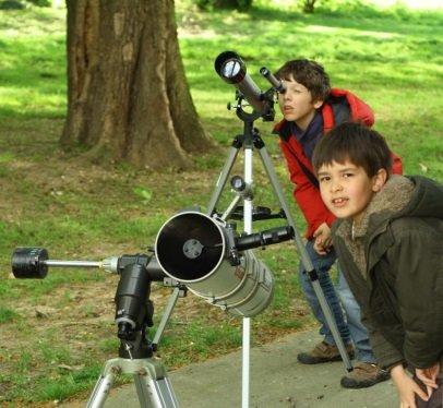 """image de couverture de Stage découverte de l'astronomie """"Petite Ourse"""""""