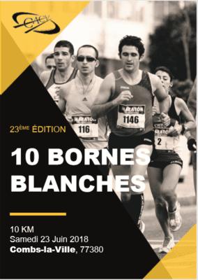 image de couverture de 10 Bornes Blanches 2018 - Challenge Grand Paris Sud
