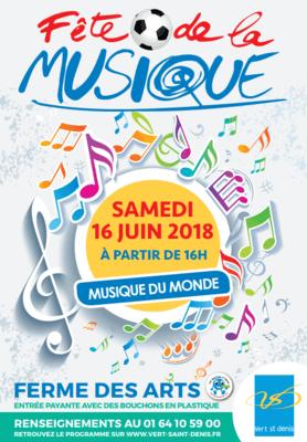 image de couverture de Fête de la musique à Vert Saint Denis