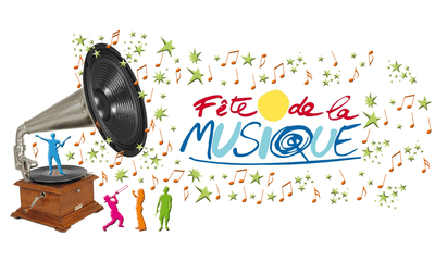 image de couverture de  Fête de la Musique au Courdray-Montceaux !