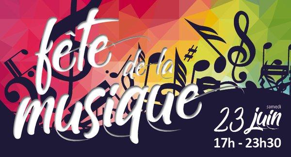 image de couverture de Fête de la musique à Nandy !