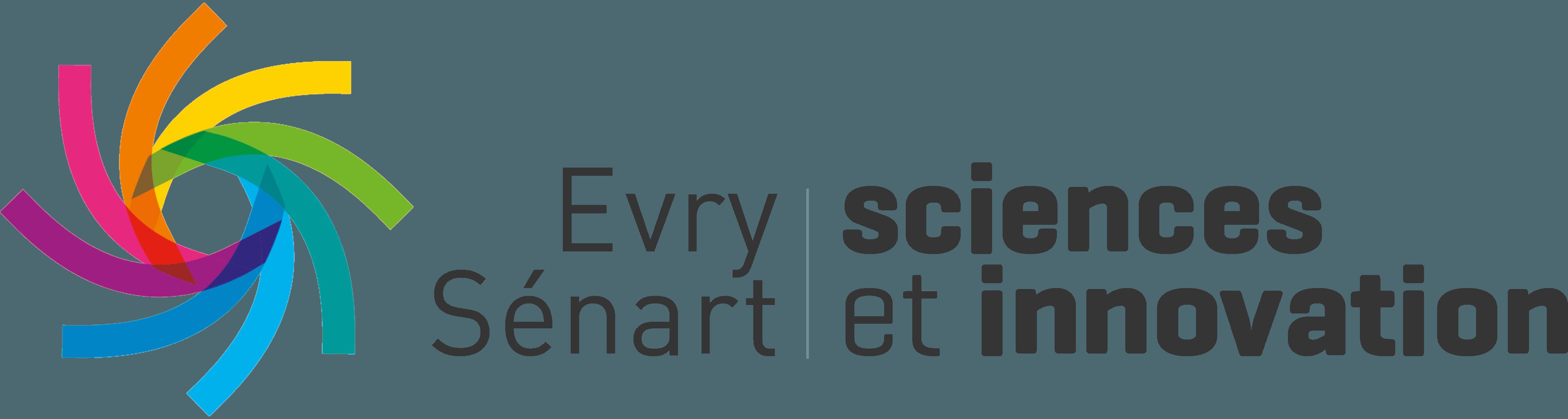 Evry Senart Science et Innovation Logo