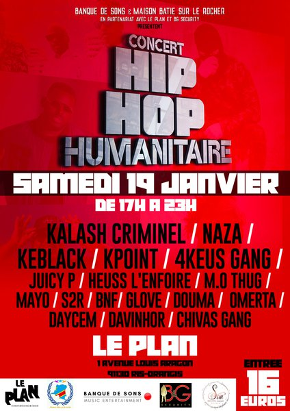 Hip hop humanitaire