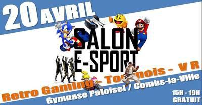 salon du e-sport combs-la-ville
