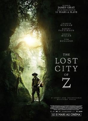 the lost city of Z affiche.jpg