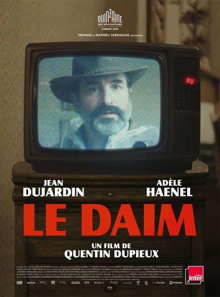 Le daim affiche