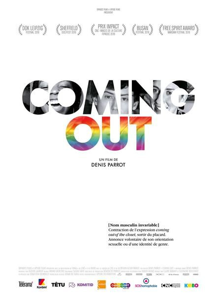 Coming out affiche