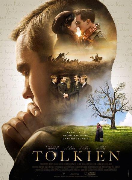 Tolkien affiche