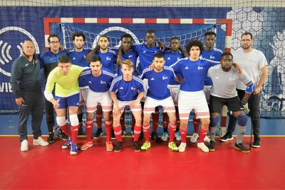 L'Université d'Evry Championne de France universitaire Futsal.jpg