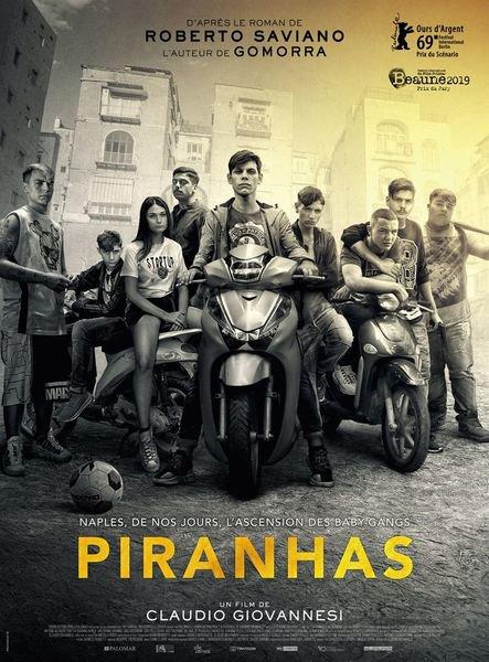 Piranhas affiche