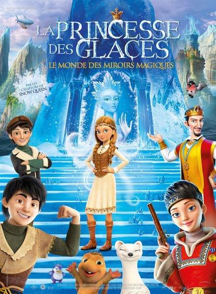 La princesse des glaces affiche