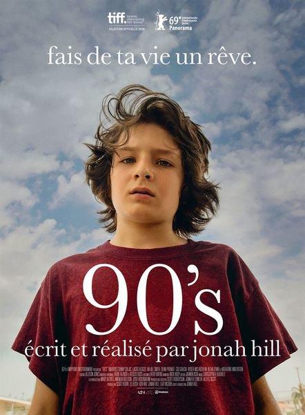 90  s affiche