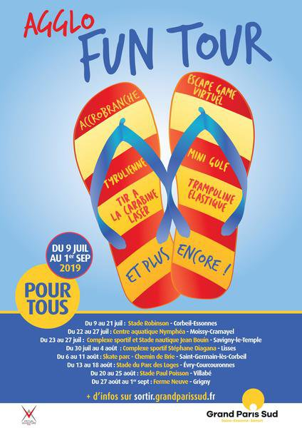 Affiche a3 agglo fun tour 2019 sans traits de coupe v2
