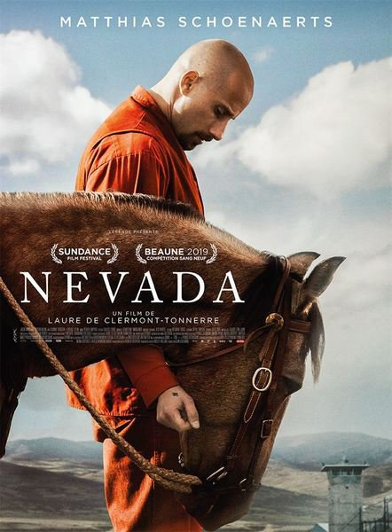Nevada affiche