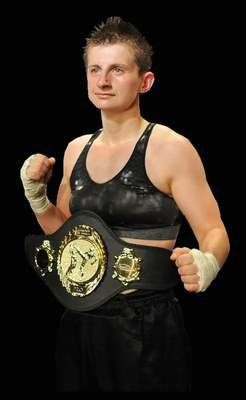 Marie-Laure MAUTI (Boxing club Bondoufle)