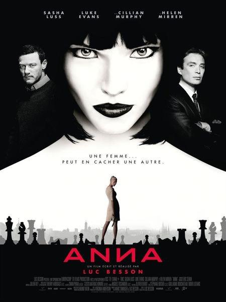 Anna affiche