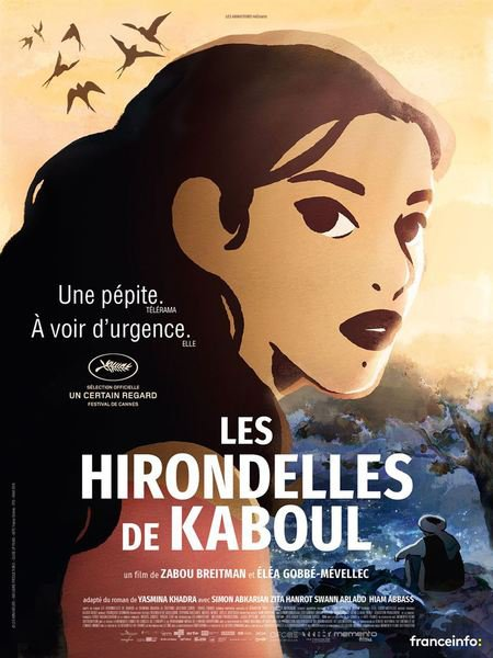 les hirondelles de Kaboul affiche.jpg