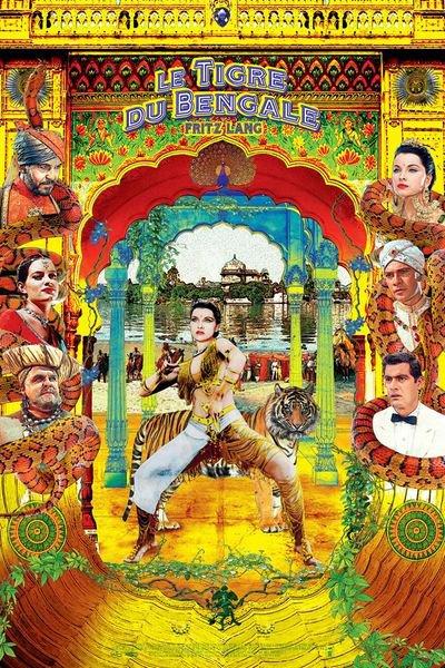 le tigre du bengale affiche.jpg