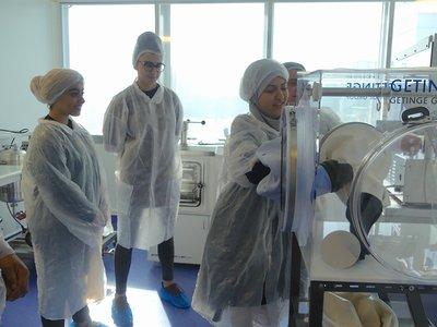 Visite et ateliers à l'IMT-P1030427.JPG