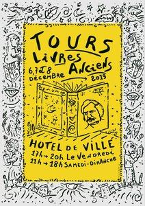 Salon Tours Livres Anciens
